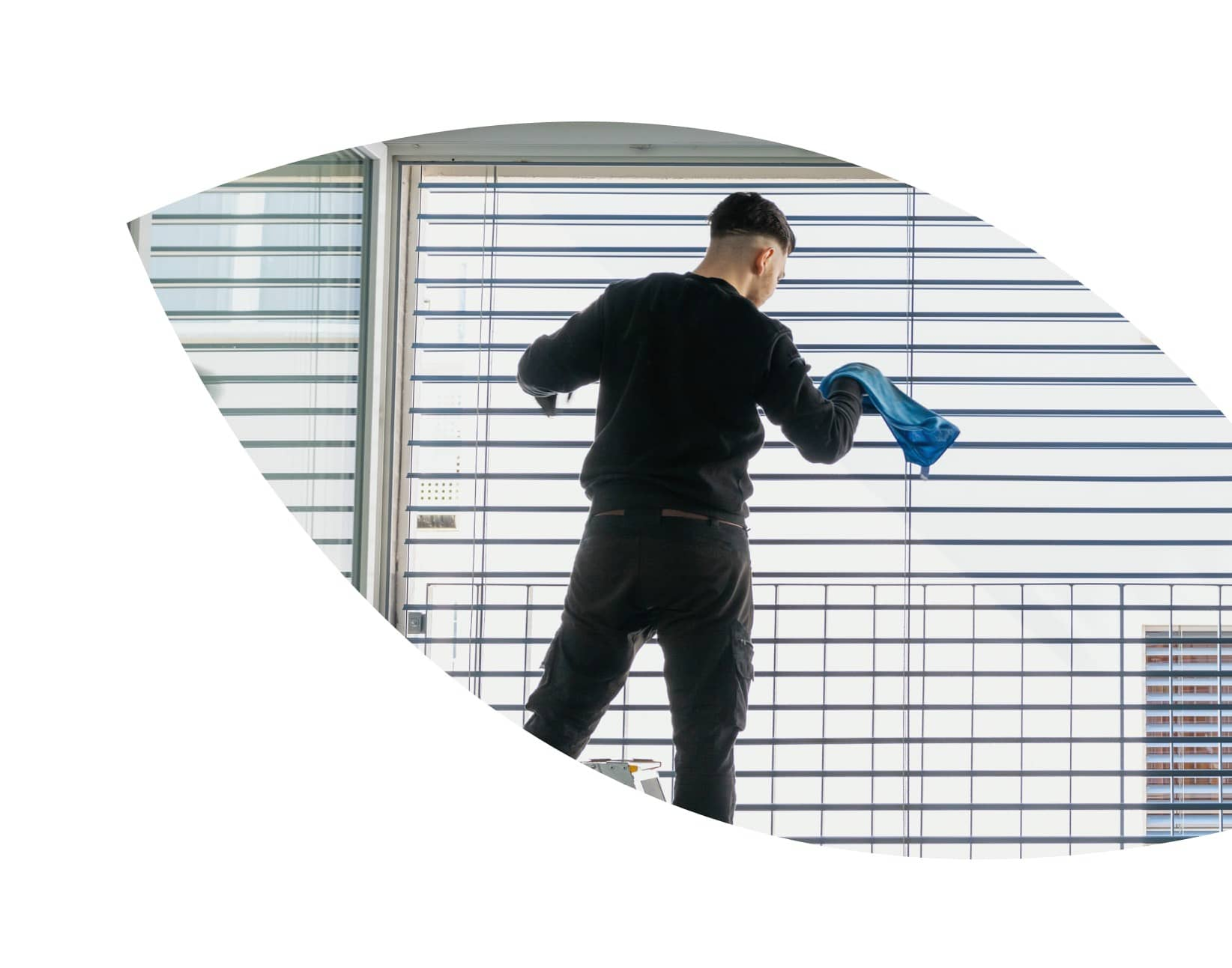 high-quality cleaning services to clients across London